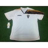 Camisa Oficial Albacete - Branca - Modelo I