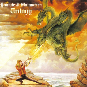 Cd Yngwie J. Malmsteen - Trilogy