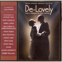 Cd De-lovely - Vida E Amores De Cole Porter - Os