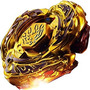 Juguete L-drago Beyblade Dorado