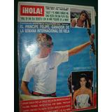 Revista Hola España 2139 Principe Vaitiare Monaco Picasso