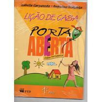 Porta Aberta Português 1°ano - Lição De Casa. Isabella C.
