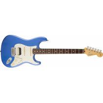 Guitarra Fender Am Standard Stratocaster Braço Escuro