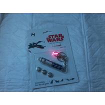 Star Wars Llavero Laser Juego Para Gato O Perro, Hoy!