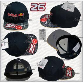 Gorra Dannil Kvyat # 26 Puma Red Bull F1 Genuina Linea 2016