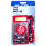 Multimetro Digital Cen Tech 7 Funciones Navidad Regalo