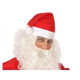 12 Gorro Sombrero Santa Claus Navidad Posada Rojo Económico