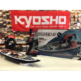 Kyosho Surfer 3 Tabla De Surf A Radio Control