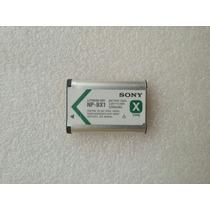 Bateria Sony Np-bx1 Frx1 Rx100 Hx300 Wx300 As15 Dsc-rx100