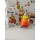 Juguete Plantoys Cone Rocket Cohete Montessori