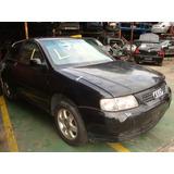 Sucata Audi A3 1.8 T Blindada 1998 Para Retirada Das Peças