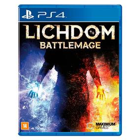 Jogo Lichdom Battlemage Playstation 4 (ps4) - Maximus Games