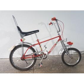 Bicicleta Antiga Monark Tigrão 1972 Original Impecável