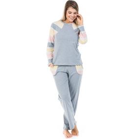 19b2ada1d Kit Pijamas Femininos Algodao - Roupa de Dormir Pijamas para ...