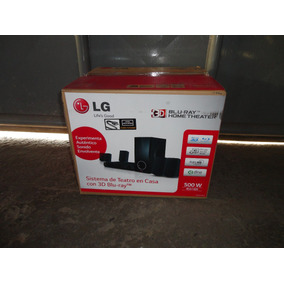 Home Theater Lg Blu-ray 5.1 Ch Smart Tv 3d Bh5140s Nuevo