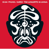 Jarre Jean Michel Concerts China 1981 Importado Cd X 2 Nuevo