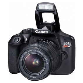 Canon Rebel T6 18-55mm Nacional