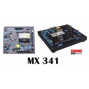 Mx 341 Regulador De Voltaje Stamford