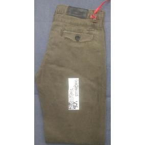 Pantalon De Gabardina Tipo Dockers Regular Fit Marca Injean