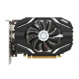 Tarjeta De Video Msi Geforce Gtx 1050 Ti 4g Oc, Nvidia, Gefo