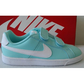 Tenis Nike Verde Agua