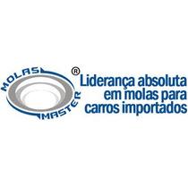 Mola Traseira (par) Gnv Polo Classic 1.8 97 98 99 2000 2001