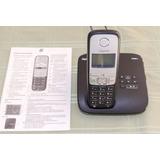 Teléfono Gigaset Siemens Inalámbrico Dect. 6
