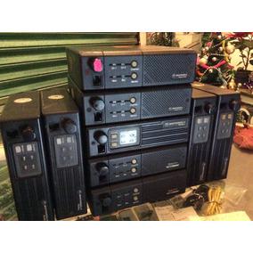 Radio Motorola M120 Movil De 45 Watts Y 2 Canales