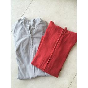 M21. Lote De Vestido Zara Y Saco Zara Importados Usado Mujer