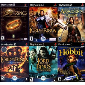 lord of the rings playstation