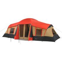 Casa De Acampar Ozark Trail,10 Personas, 3 Divisiones