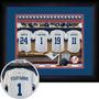 Mlb Enmarcado Personalizado Vestuario Béisbol Deportes Memo