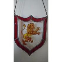 Adorno Para Ventana, Tradicional Escudo Heraldico