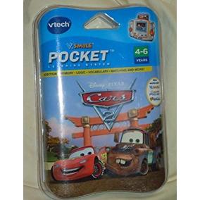 Juguete V. Sonrisa Pocket Learning Sistema De Juego De Cars