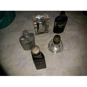 Vidros Vazio De Perfumes Vazios