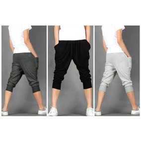 Bermuda Shorts Joggers Hombre