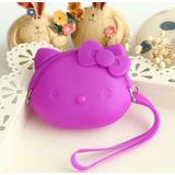 Monedero Silicona Hello Kitty