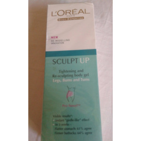 L´oreal Paris Body-expertise Sculpt Up Legs, Bums And Tums