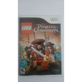 Pirates Of The Caribbean The Video Game Wii