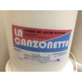 Crema De Leche En Bidon. Al 44%