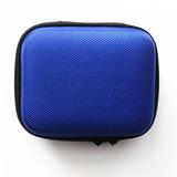 Cubierta Protectora Del Bolso Del Caso Del Color Azul Para