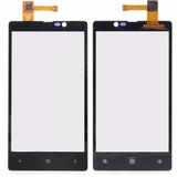 Tela Vidro Touch Screen Nokia Lumia 820 N820 Novo