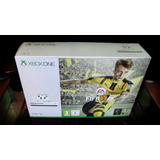 Xbox One S 1tb 4k Hdr Nueva Sellada Incluye 2 Juegos $3,100
