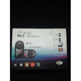 Mini Camara Q7 Wifi Dvr Videocámara Inalámbrica