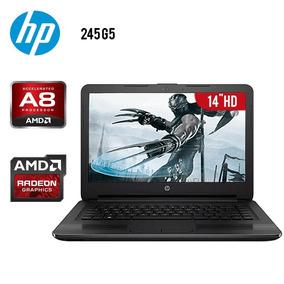 Notebook Hp G245 Apu A8 8 Gb Ram 1tera 14 P Free Dos Rosario
