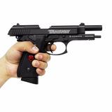 Pistola De Co2 Calibre 4.5 Mm Municion Mendoza Full-metal