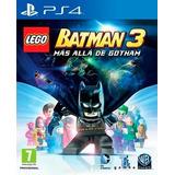 Lego Batman 3 Ps4 Fisico Nuevo Xstation