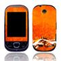 Capa Adesivo Skin371 Samsung Galaxy 5 Gt-i5500b