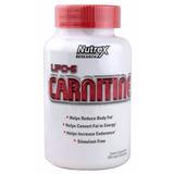 Lipo6 Carnitine Original 120 Liqui Caps Quema Grasas Natural