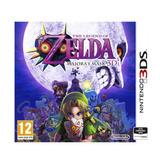 The Legend Of Zelda Majoras Mask 3d - Juego Nintendo 3ds